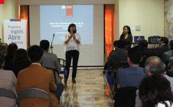 jornada de lanzamiento de FEP Inglés 2016 en la región de Tarapacá