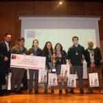 1º lugar - Colegio Carpe Diem, Región de Los Lagos